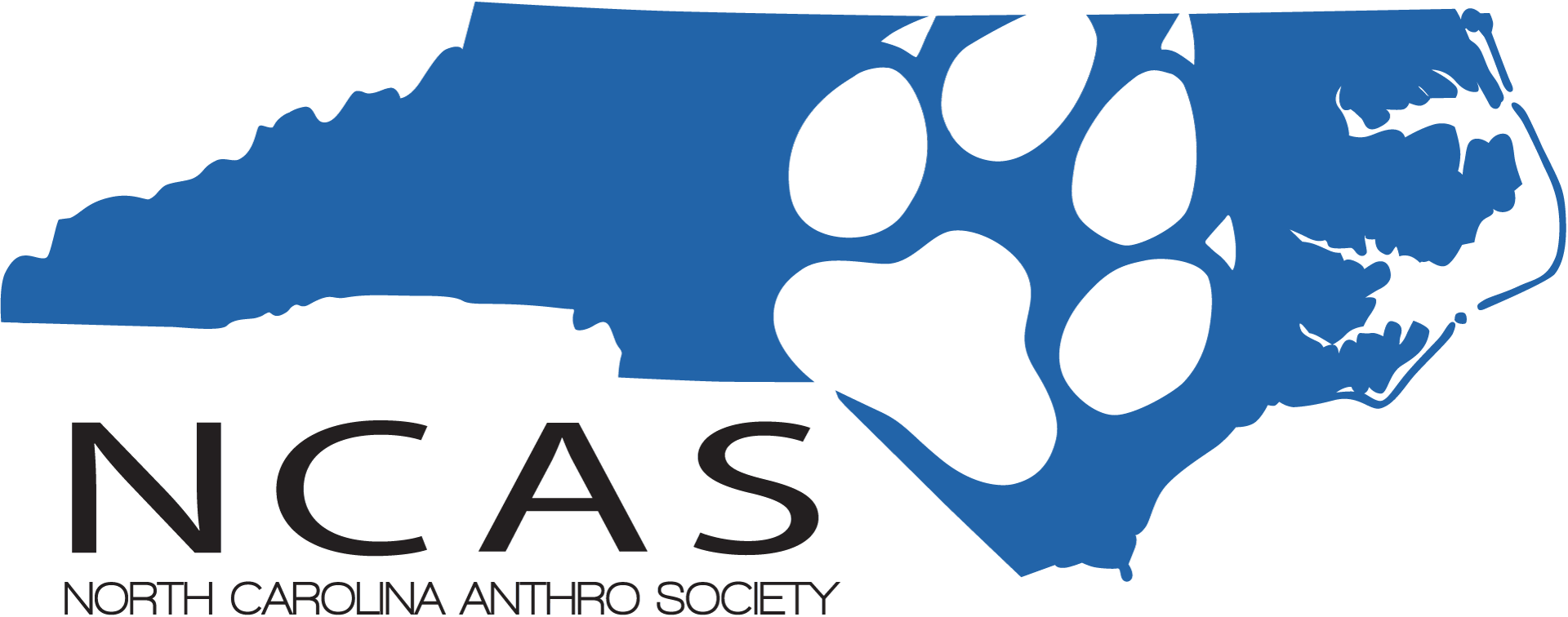 NCAS North Carolina Anthro Society Logo